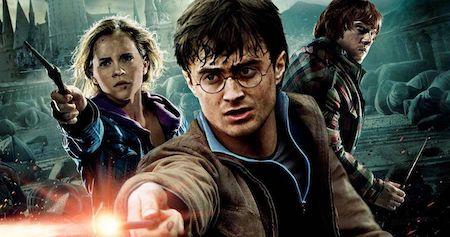 Se Harry Potter film i rækkefølge