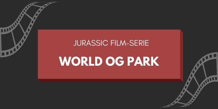 jurassic world og jurassic park