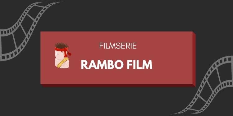 rambo filmserie rækkefølge