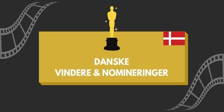 Danske oscar vindere og nomineringer