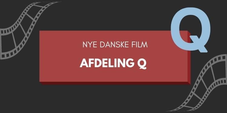 Jussi Adler Olsens Afdeling Q film