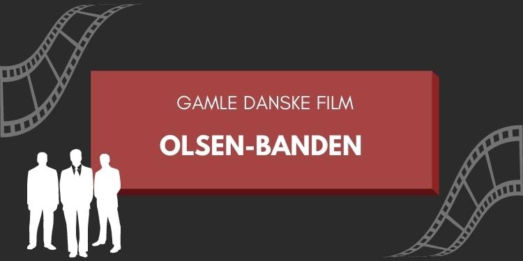 Olsen-banden film liste